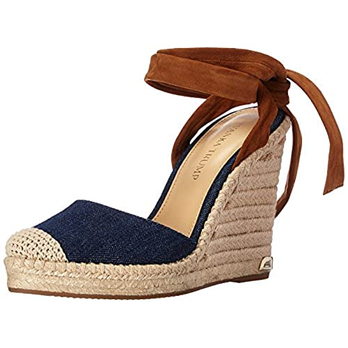 e4bf9a6f977 Ivanka Trump Women's Winikka Espadrille Wedge Sandal hot sale 2017 ...
