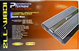 Performance Teknique ICBM-772 800-watt 2-Channel Car Audio Amplifier