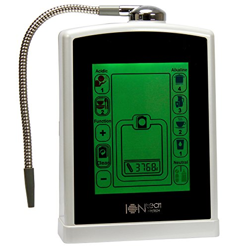IONtech IT-588 Luxury Alkaline Water Ionizer Machine 7 pH Water Levels Japan Made Platinum Titanium Electrolysis Plates USA Made NSF Certified Activated Carbon Filter PH Test Included by IntelGadgets (Image #2)