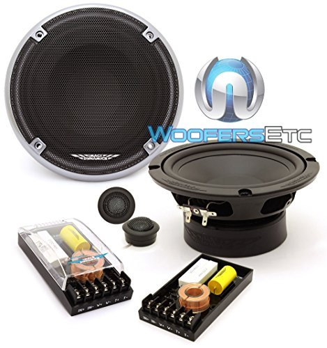 Image Dynamics ID65CS 6.5'' 100W RMS ID Series Component Speakers System