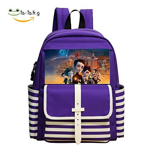 The Boy With The Cuckoo-Clock Heart Mini Backpacks Kids School Children Bags