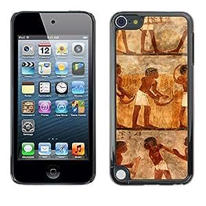 Print Motif Coque de protection Case Cover // V00002765 El arte antiguo egipcio // Apple ipod Touch 5 5G 5th 6 6G 6th