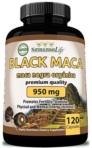 Organic Natural Booster Peruvian Capsules