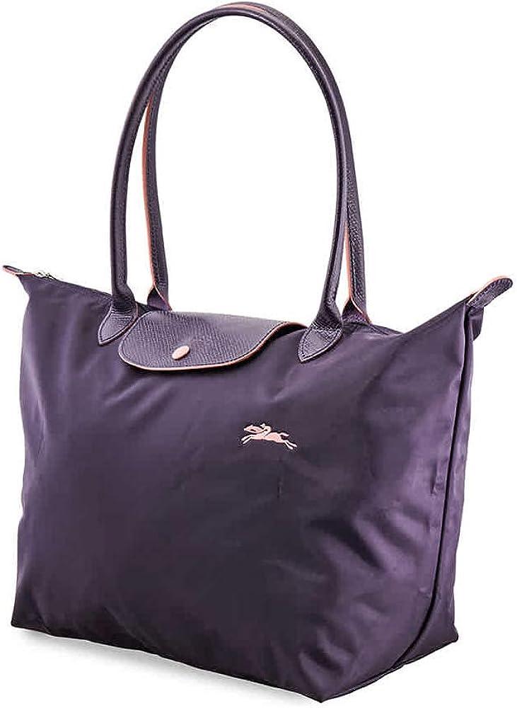 LongChamp Women's Le Pliage Club Large Shoulder Tote Handbag