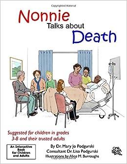 Nonnie Talks about Death (The Nonnie Series) (Volume 5): Dr ...