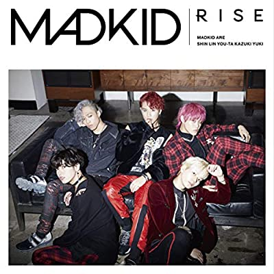 MADKID - RISE detail watch mv lyrics terjemahan indonesia kanji romaji Opening anime Tate no Yuusha no Nariagari
