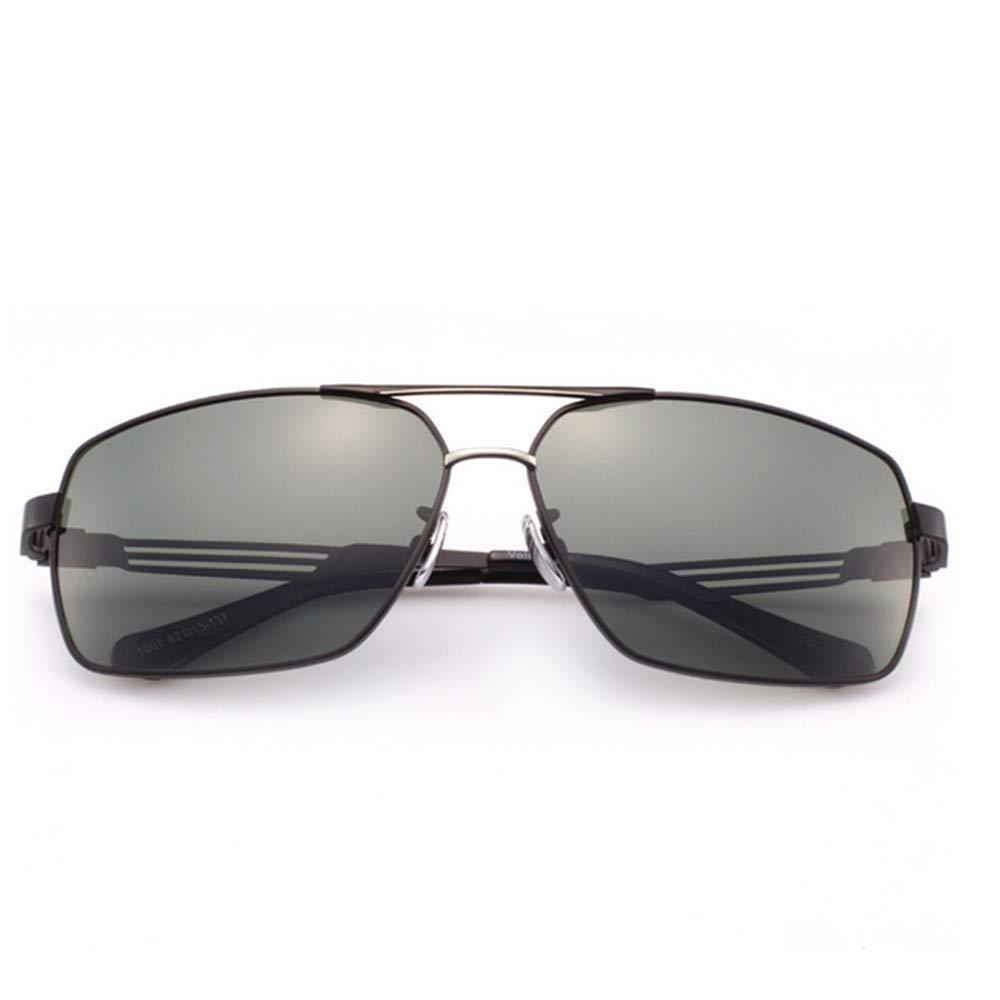 Black Classic Round Polarized UV400 Predection Sunglasses with Vintage Circle Metal Frame Spring Hinge