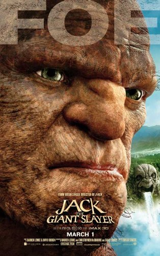 Jack the Giant Slayer Poster ( 11 x 17 - 28cm x 44cm ) (Style G) (2013)