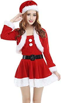 Sylar Disfraz De Navidad Para Mujer Traje De Navidad Manga Larga ...