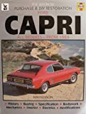 img - for Capri Purchase and Restoration Guide: All Models - From 1969 (A Foulis motoring book) by Kim Henson (1990-12-03) book / textbook / text book