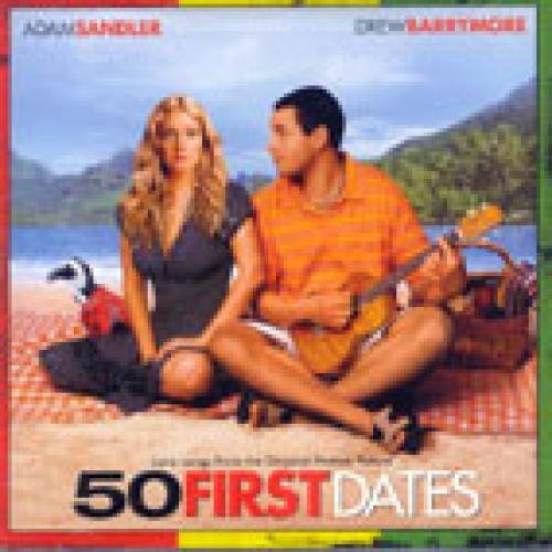 50 FIRST DATES [10050th first kiss by O.S.T [Korean Imported] (2004)