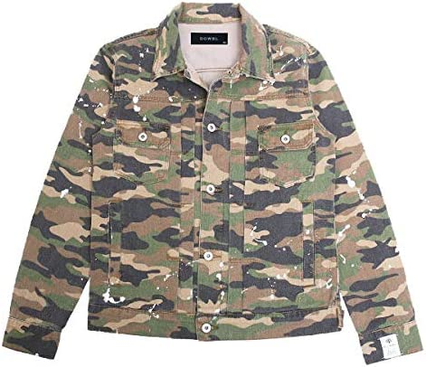 [DOWBL] D&Co Bleach Denim Jacket