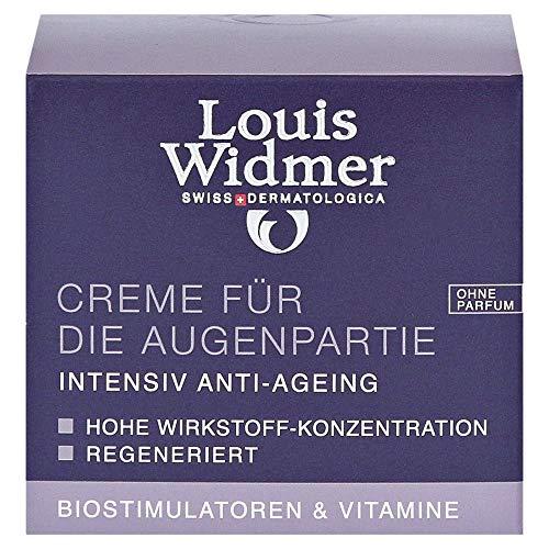 Louis Widmer Intensive Anti-Ageing Eye Contour Cream Non-scented 30 ml
