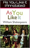 Image of As You Like It (Annotated)