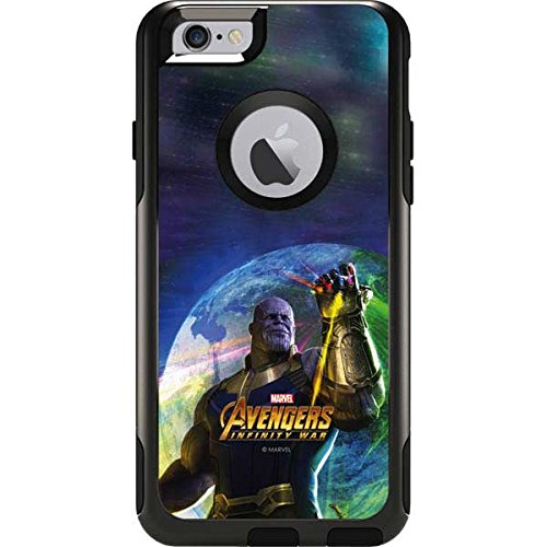 Amazon.com: Skinit Marvel Thanos OtterBox Commuter iPhone 6 ...