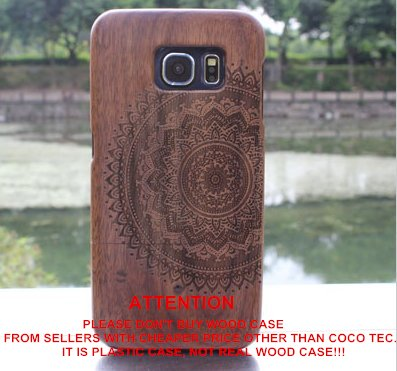 samsung galaxy s5 bamboo case - 6