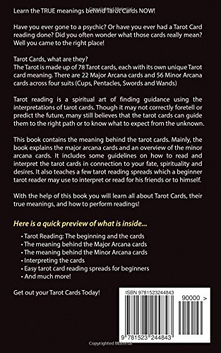 Tarot Card Reading: A Complete Tarot Card Reading Guide! Learn the