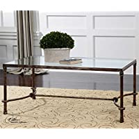 Iron Coffee Table the Warring Collection coffee-tables
