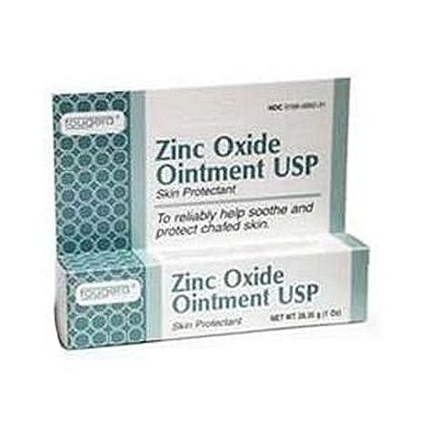 Zinc Oxide Ointment Usp, 1 Lb.