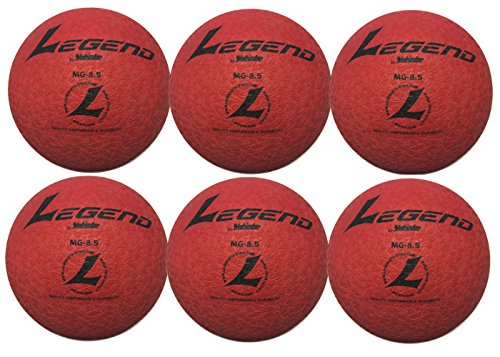 Legend by Mohinder MG-8.5 Dodgeballs Set of 6 by Legend