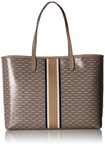 Tory Burch Women's Gemini Link Tote, French Grey, One Size from Tory Burch