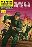 img - for All Quiet on the Western Front (Classics Illustrated) book / textbook / text book