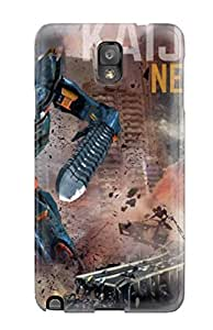 LLsDBPV3018EMneL CaseyKBrown Awesome Case Cover Compatible With Galaxy Note 3 - Kaiju Crush In Pacific Rim