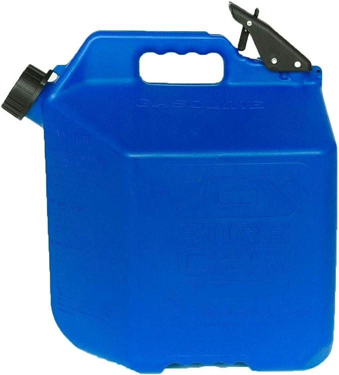 Amazon.com: Lata de queroseno Surecan SUR50K1: Jardín y ...