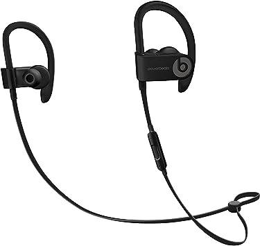 Amazon Com Beats By Dr Dre Powerbeats3 Ml8v2ll A Wireless Earphones With Mic Black Renewed Electronics