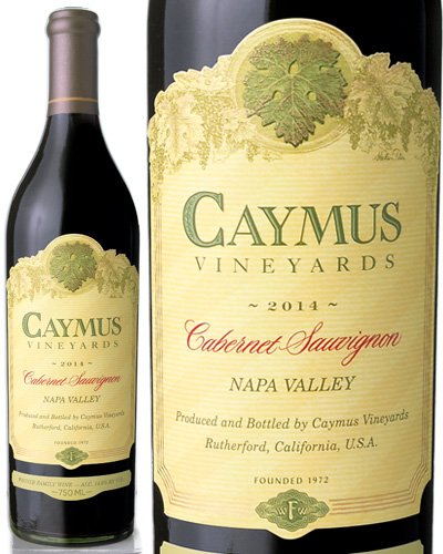 Caymus Vineyards Cabernet Sauvignon, 750 mL