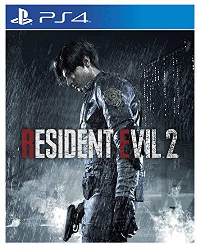 Resident Evil 2 - PS4   Capcom. Programmeur