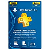 Sony Computer Entertainment PS Plus 3 Month Subscription Card - Live - 3-Month PlayStation Network Membership Edition