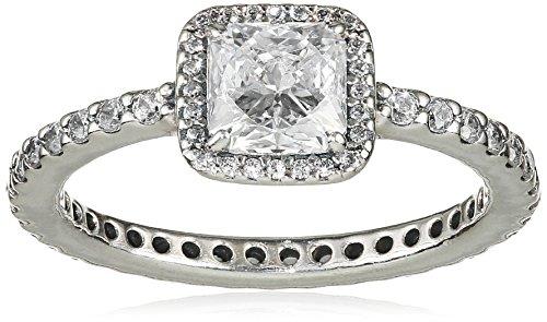 PANDORA Timeless Elegance Clear CZ Ring Size 7 - 190947CZ-54 by PANDORA