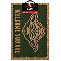 Star Wars GP85052 - Yoda Outdoor Doormat