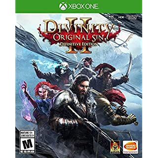 Divinity: Original Sin 2 - Xbox One Definitive Edition