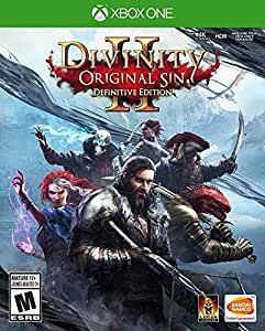 Divinity: Original Sin 2 - Definitive Edition  for Xbox One
