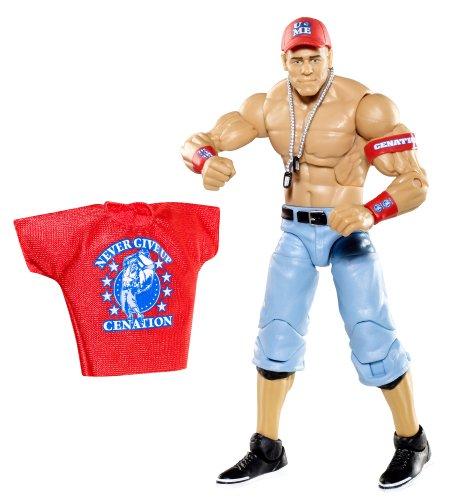 WWE Elite Collector John Cena Figure Series 14 (Elite Wwe Collector)