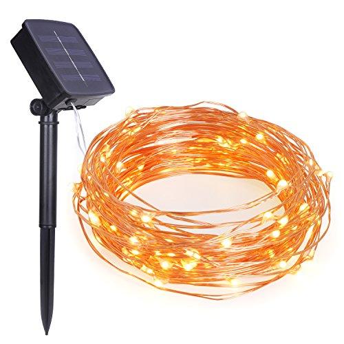 10M Solar Fairy Lights - 8