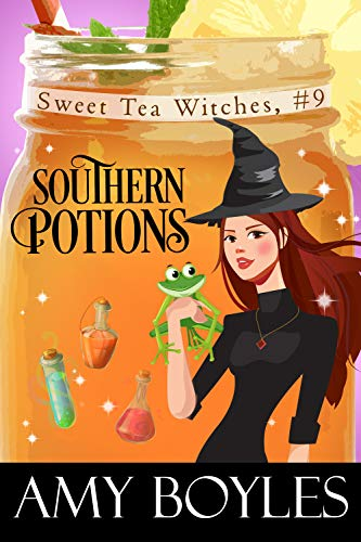 Southern Potions (Sweet Tea Witch Mysteries Book 9)