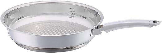 Metallic Fissler FISS-05638328100 Chefs Frying Pan 11