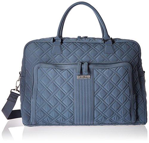 Vera Bradley Weekender Bag Charcoal One Size