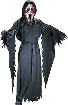 Fun World Bleeding Ghost Face Child Halloween Costume