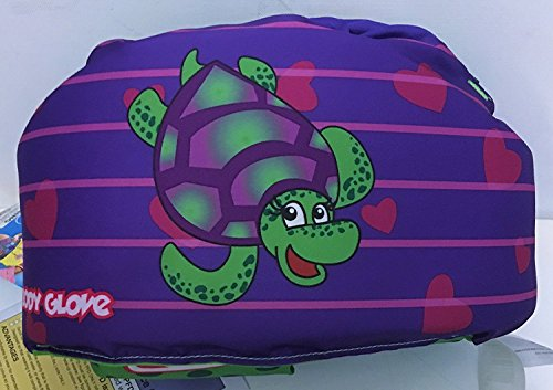 Body Glove Kids Paddle Pals ~ for child 30-50 lbs (Turtle)
