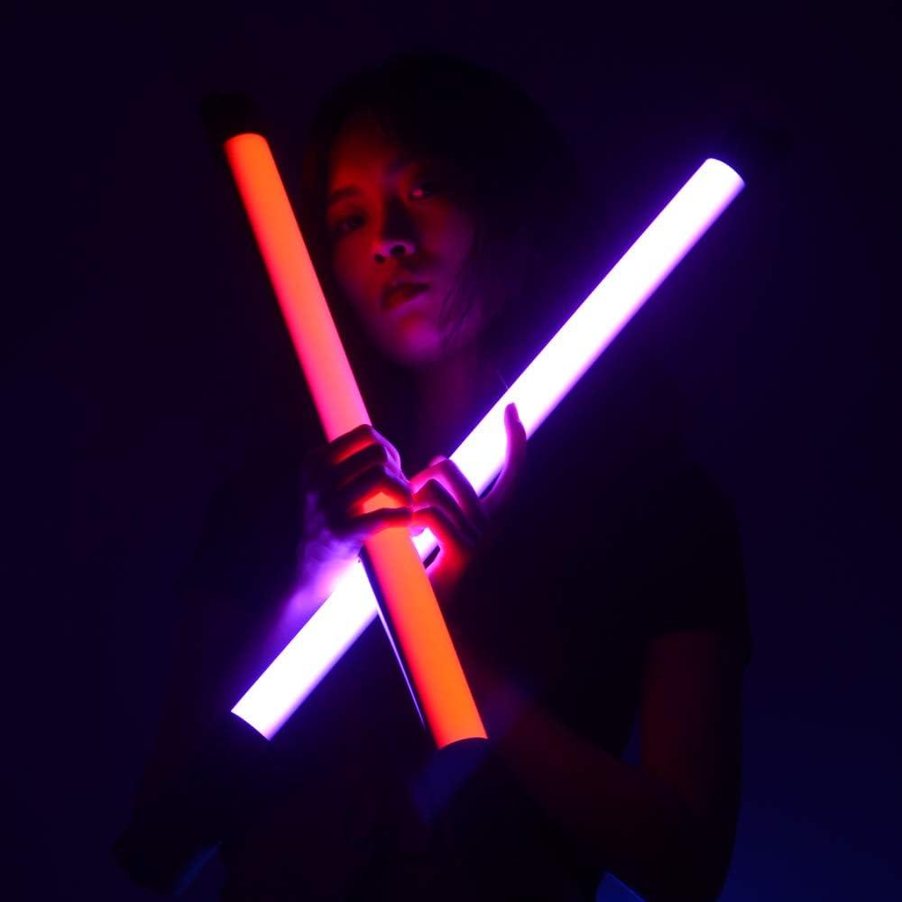 LT-WY2 RGB Full Set Yidoblo LT-WY4 RGB LED Video Lightfor Studio Photography Interview Portrait YouTub