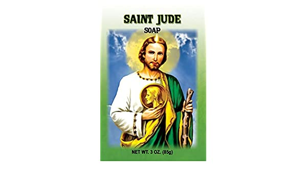 Amazon.com : (5PACK) Indio Products SPIRITUAL BAR SOAP- ST JUDE 3oz-For the purpose of Aromatherapy Ritual Baths Spells Magic Hoodoo Metaphysical Bath Wicca ...