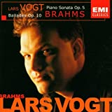 Brahms: Piano Sonata Op. 5; Ballades Op. 10
