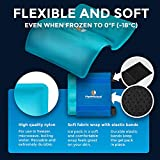 Large Flexible Gel Ice Pack & Wrap - Hot & Cold