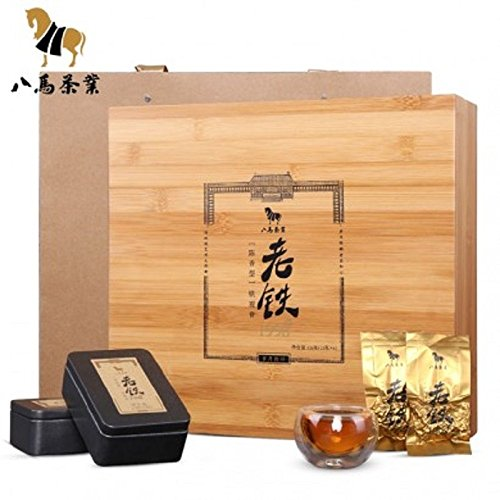 Bama tea TiKuanYin Tea Tea AnXi Tieguanyin New self drink 126g马茶叶 铁观音陈香型老铁特级茶叶 by Yichang Yaxian Food LTD.