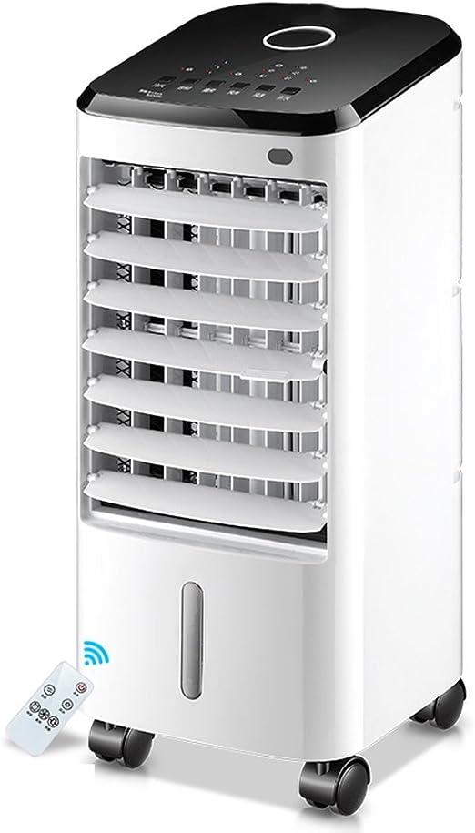 ventilador HUO Fan Aire Acondicionado enfriamiento de Agua móvil oscilante: Amazon.es: Hogar