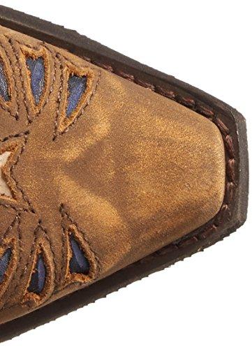 Tan Multi Women's Keyes Laredo Western Boot wqpISB